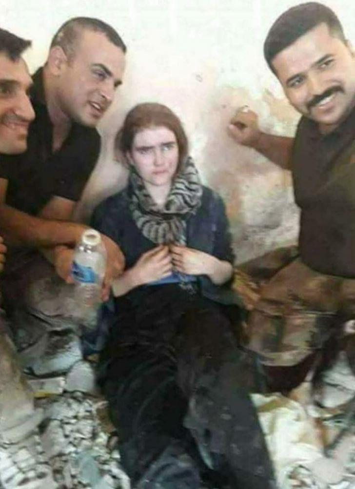 Pedeapsă pentru adolescenta care a fugit din Germania ca să se mărite cu un terorist Stat Islamic