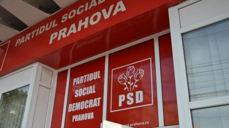 Procurorii DNA au cerut mai multe documente de la PSD Prahova