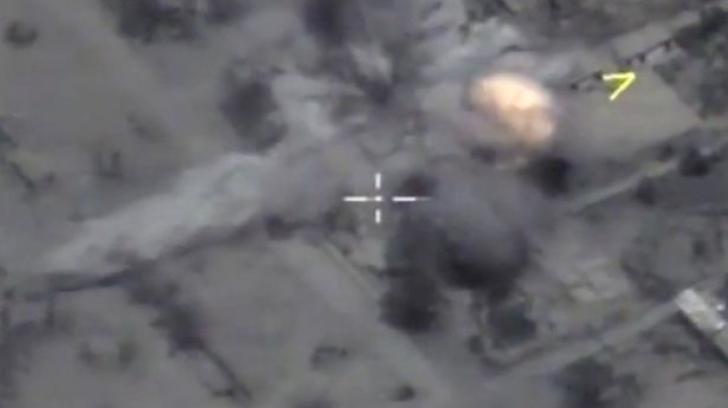 Măcel în Siria. Rusia, atac masiv cu rachete după doborârea avionului. Cine sunt rebelii