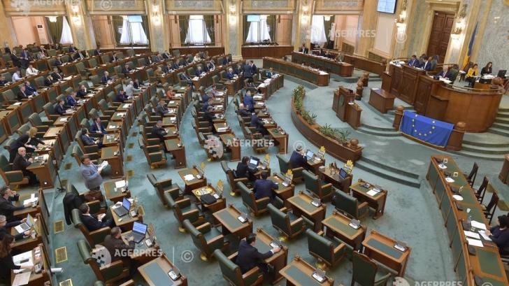 Legea plafonării dobânzilor a primit votul Senatului. Decizia dezbină PNL