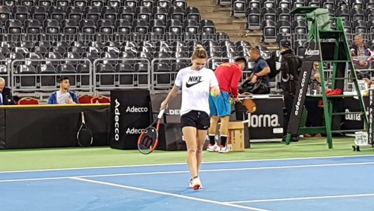 """Simona Halep va primi peste două milioane de dolari de la Nike anunţă """"Tennis World USA"""""""