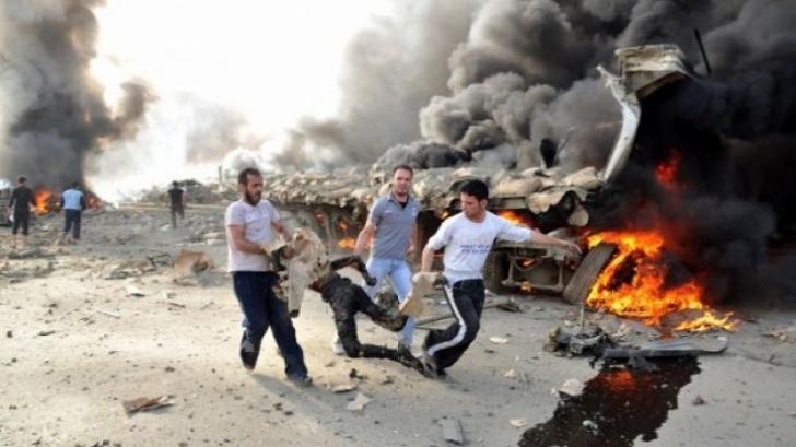 """""""Ăsta nu e război. E un masacru. Este măcelul acestui secol!"""". Evenimente cumplite în Siria"""