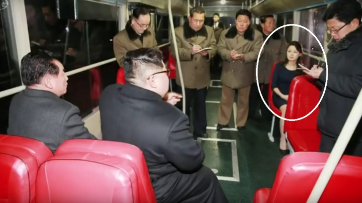 Kim Jong Un si sotia