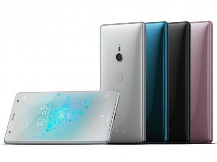 Sony Xperia XZ2 și Xperia XZ2 Compact sunt lansate. Ce aduc nou pentru utilizatori