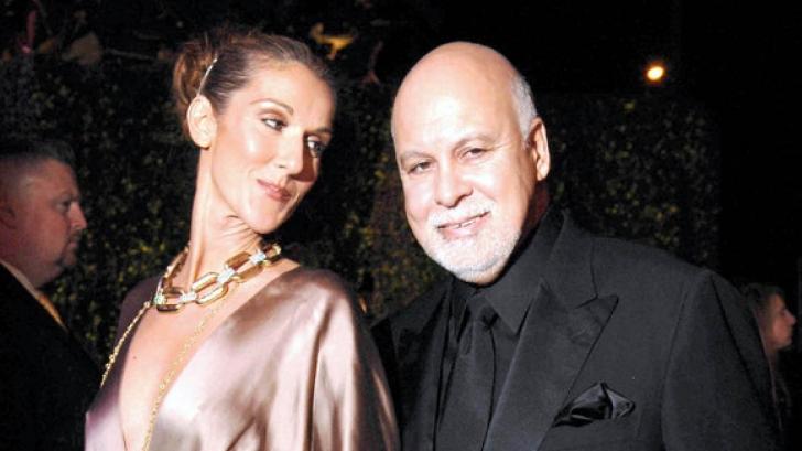 Incredibil! Celine Dion îşi strânge de mână soţul mort în fiecare seară