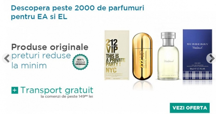 StilPropriu – Descopera peste 2000 de parfumuri pentru el si ea