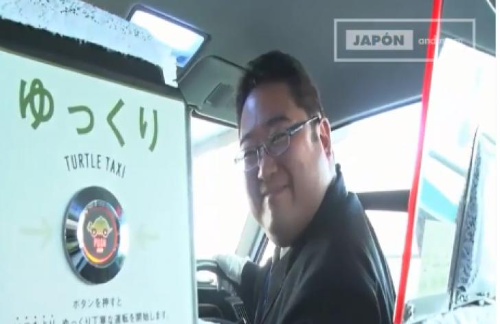 Ce înseamnă taximetrist în Japonia (Atenţie! Imaginile pot dăuna proastei creşteri! VIDEO)