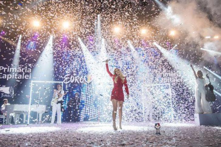 Câștigătorul Eurovision 2018. Blonda din trupa The Humans, refuzată de Smiley