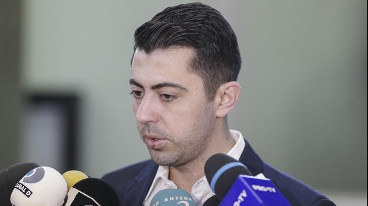 Vlad Cosma, citat marţi la Parchetul General - surse