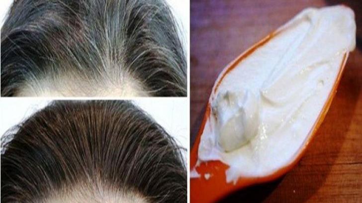 Uitaţi de vopseaua de păr! Încercaţi aceste soluţii naturale pentru a acoperi firele de păr alb