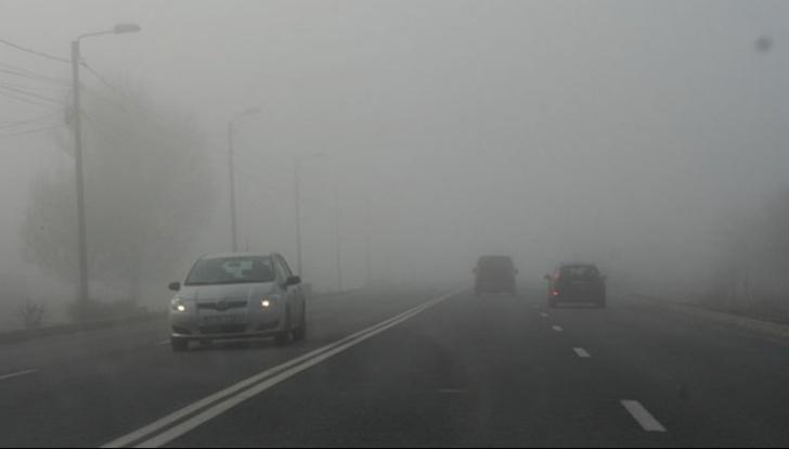 Trafic îngreunat pe autostrada A2 București – Constanța