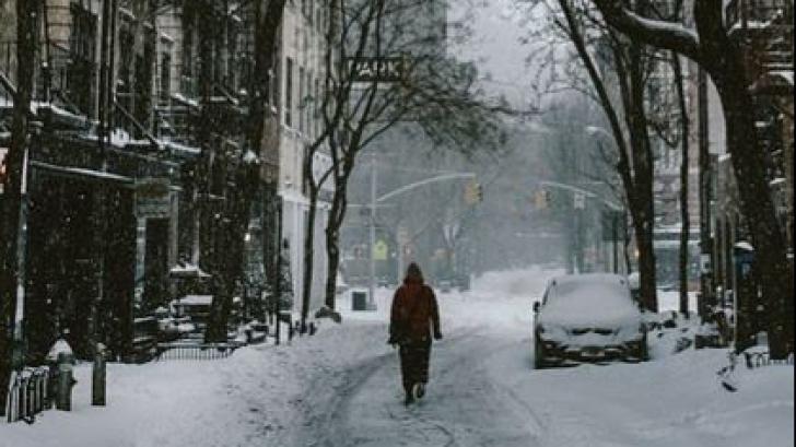 O nouă ninsoare în București. Prognoza meteo de weekend pentru întreaga țară
