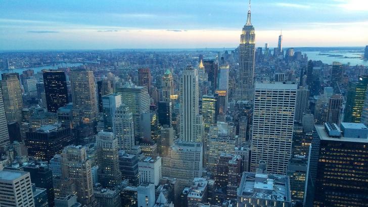 Peste 24 de grade Celsius la New York, un record pentru luna februarie