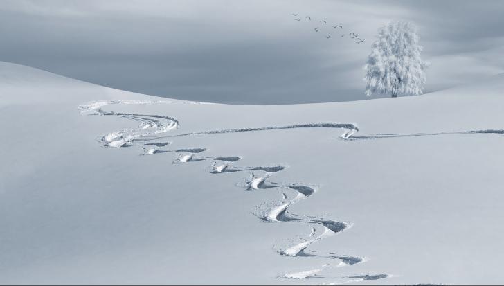 Zăpada poate fi periculoasă pentru sănătate. Cum să-ți protejezi copiii