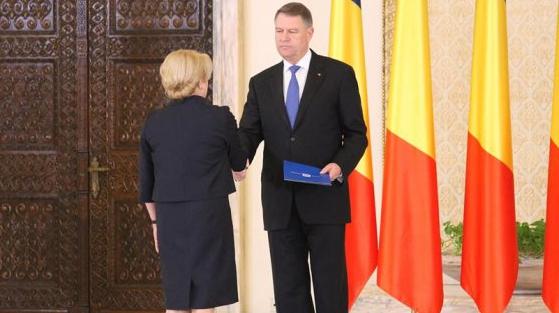 Iohannis şi Dăncilă, la şedinţa CSAT
