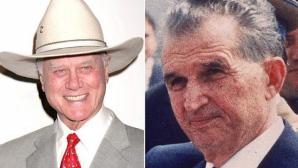 Legătura neştiută dintre Nicolae Ceauşescu şi J.R. Ewing