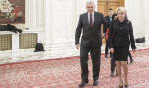 Liviu Dragnea, alături de Viorica Dăncilă