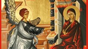 Creştinii sărbătoresc duminică Buna Vestire