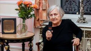 Scriitoarea Ileana Vulpescu îşi trăieşte ultimele zile. Mărturia emoţionantă a unei prietene