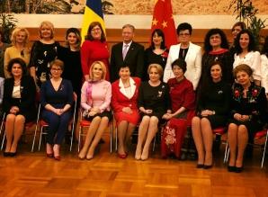 Femeile din PSD, curtate de Ambasada Chinei