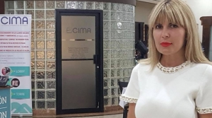Elena Udrea, la spitalul din Costa Rica