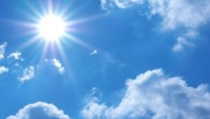 Vremea la extreme: În următoarele şapte zile vor fi cu 20 de grade mai mult