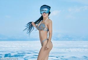 Chinezoica sexy de 50 de ani