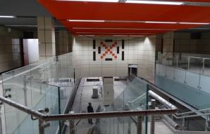 Noul metro din Drumul Taberei (martie 2018)