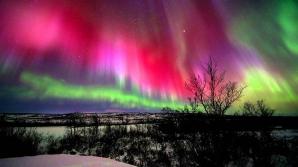 Aurora boreală va fi vizibilă în Marea Britanie