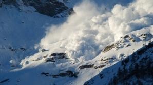 Salvamontiştii atenţionează - risc ridicat de avalanşă în munţi