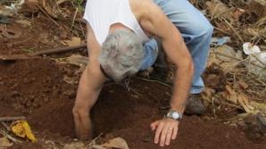 A vrut să sape grădina, dar a dezgropat un craniu de om. Asta n-a fost nimic! La câteva zile, şoc!