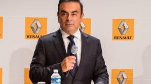 Carlos Ghosn, președintele Renault și Nissan