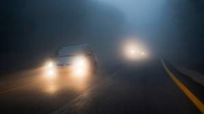 Avertizare meteorologică - cod galben de ceaţă în orele următoare