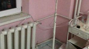 Imagini de coşmar la Spitalul Judeţean de Urgenţă Craiova