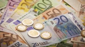 Moneda euro se apropie din nou de maximul istoric