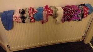 Şi tu usuci hainele în casă? Faci cea mai mare greşeală! Uite cum îţi pui în pericol sănătatea