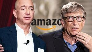 Bill Gates, întrecut de Jeff Bezos
