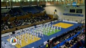 Spectacol pe tatami la Cluj
