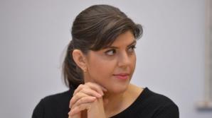 Laura Codruţa Kovesi va primi 300.000 lei daune morale