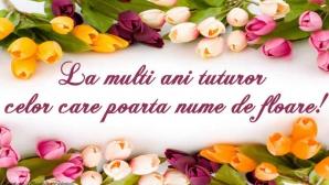 Felicitari de Florii 2018: La multi ani de Florii!