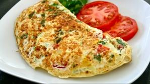 Cum să prepari acasă o omletă ca la restaurant. Ingredientele surpriză pentru un plus de arome