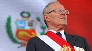 Presedintele din Peru a demisionat