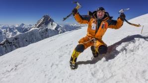 Alex Gavan, dublă expediție pe Himalaya