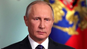 Vladimir Putin, simbolul ambiţiei ruse