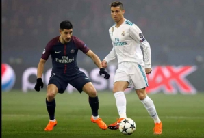 Ronaldo, vedeta ambelor meciuri cu PSG
