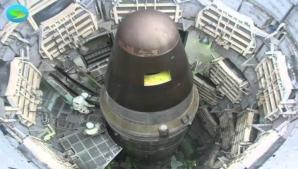 RS-28 Sarmat - Satan 2, racheta monstruoasă a Rusiei