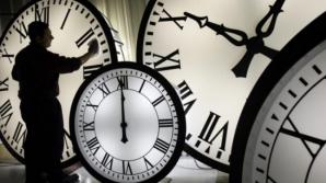 Schimbarea orei. Vom dormi mai puţin! Cum se dă ceasul