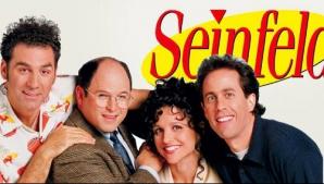 Serialul Seinfeld ar putea să se întoarcă pe micile ecrane