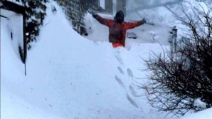 Zăpadă infernală