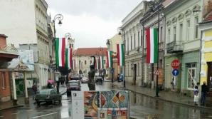 """Sfântu Gheorghe pare că se pregătește de """"Ziua Italienilor de Pretutindeni"""""""